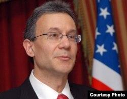 Daniel Rosenblum, AQShning Markaziy Osiyo bo'yicha bosh diplomati