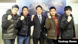[오디오 듣기] 한국 대학생들, 독도알리기 세계 일주