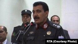 جنرال عبدالرحمن رحیمی سابق قوماندان امنیۀ بلخ بود