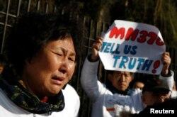 Chuyến bay MH 370 của hãng Malaysia Airlines bị mất tích là sự việc bí ẩn nhất trong ngành hàng không