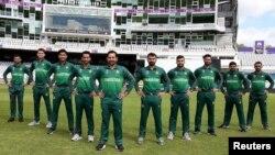 ورلڈ کپ میں شریک پاکستانی کھلاڑی