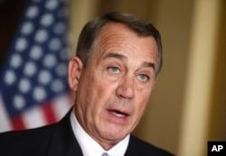 Chủ tịch Hạ viện đảng Cộng hòa John Boehner