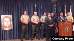 美国加州圣伯纳蒂诺检察官起诉纵火嫌疑人