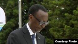Paul Rwanda, président du Rwanda, 2 janvier 2017.