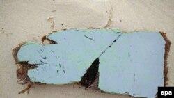 2016年6月在马达加斯加海岸发现的残片很可能来自马航MH370客机