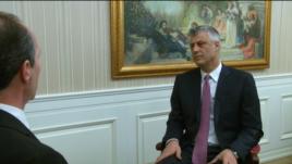 Intervistë me Hashim Thaçin, president i zgjedhur Kosovës