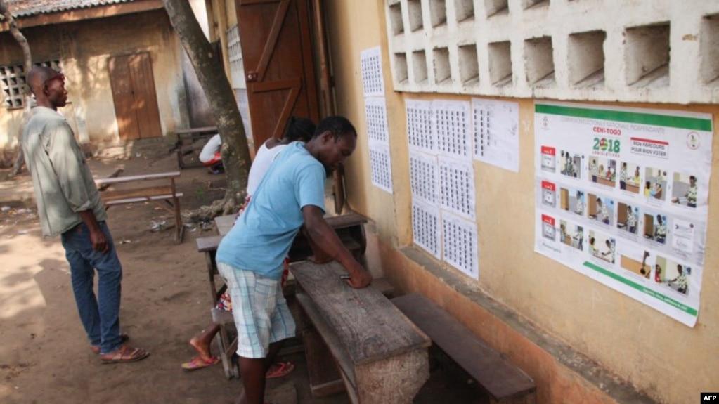 Les togolais ont voté dans le calme