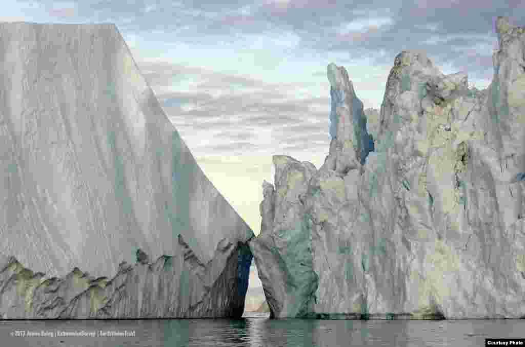 Համաշխարհային տաքացման ազդեցությունը սառցադաշտերի վրա