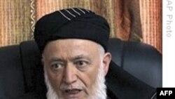 برهان الدين ربانی رئيس جمهوری اسبق افغانستان از يک توطئه سوء قصد نجات يافت