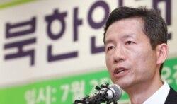 북한인권 운동가 김영환, 출판기념 공연 열어