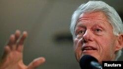 Cựu Tổng thống Hoa Kỳ Bill Clinton.