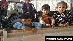 Zarokên penaber yên Efrînî