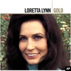 """Loretta Lynn's """"Gold"""" CD"""