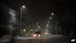Падука, Кентукки. 26 декабря 2012 года