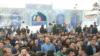 کشاورزان معترض در نماز جمعه اصفهان شعار دادند و به امام جمعه پشت کردند
