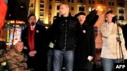 Москва. 31 октября 2010 года