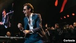 """Marc Anthony presentará su nuevo sencillo """"Tu vida en la mía"""", el jueves 21 de febrero. [Foto Cortesía: CMN]."""