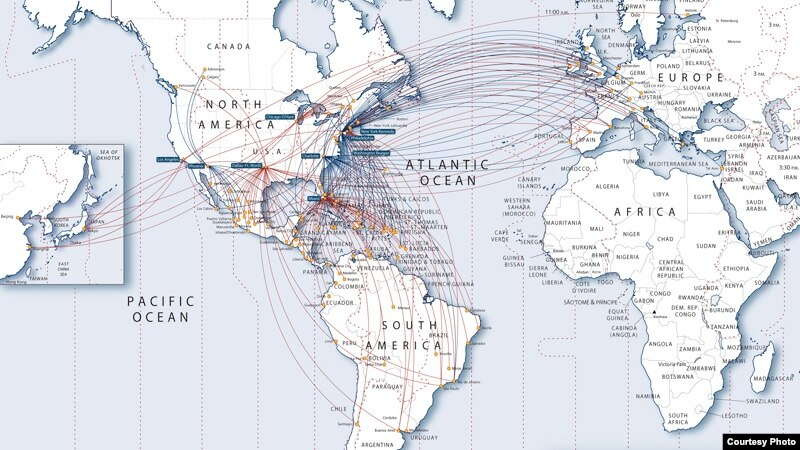 US Merger Would Create World 39 s Largest Airline