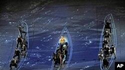 Posada u lovu na kita, u operi Moby Dick
