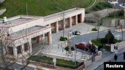 ترکی کے شہر استنبول میں واقع امریکی قونصل خانے کا منظر (فائل)