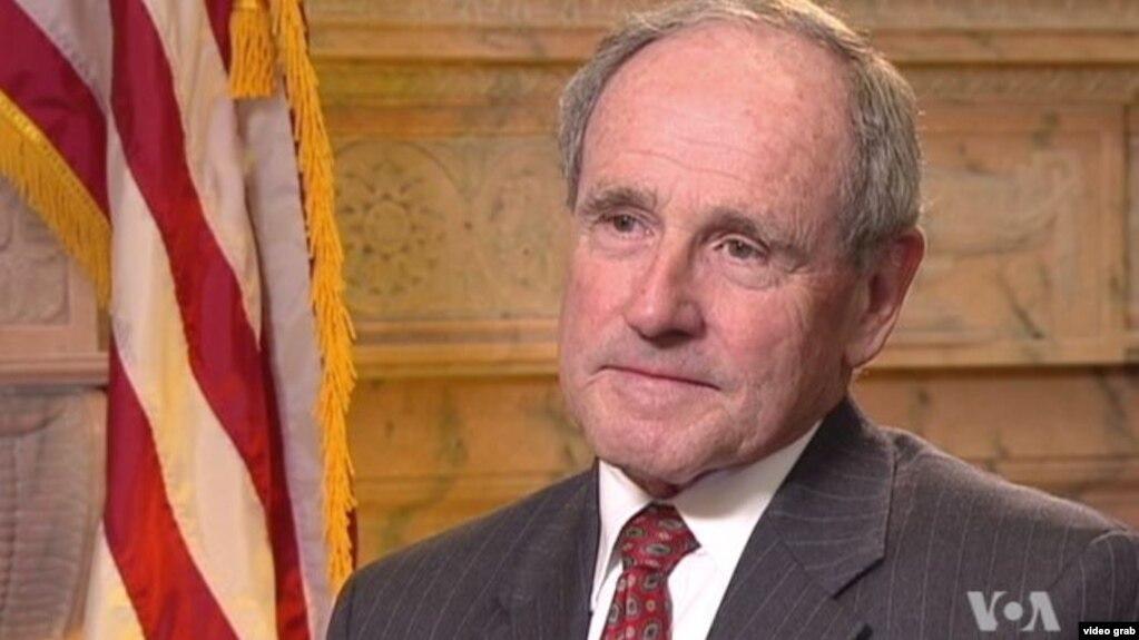 Republican U.S. Senator Jim Risch of Idaho spoke with VOA Wednesday.