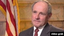 Republican U.S. Senator Jim Risch of Idaho spoke with VOA Wednesday.