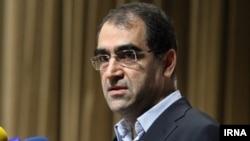 حسن هاشمی، وزیر بهداشت ایران