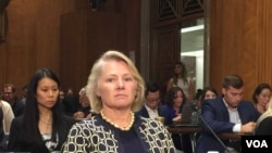 Susan Thornton, kandidat asisten Menteri Luar Negeri untuk Urusan Asia Timur dan Pasifik AS (Foto: dok).