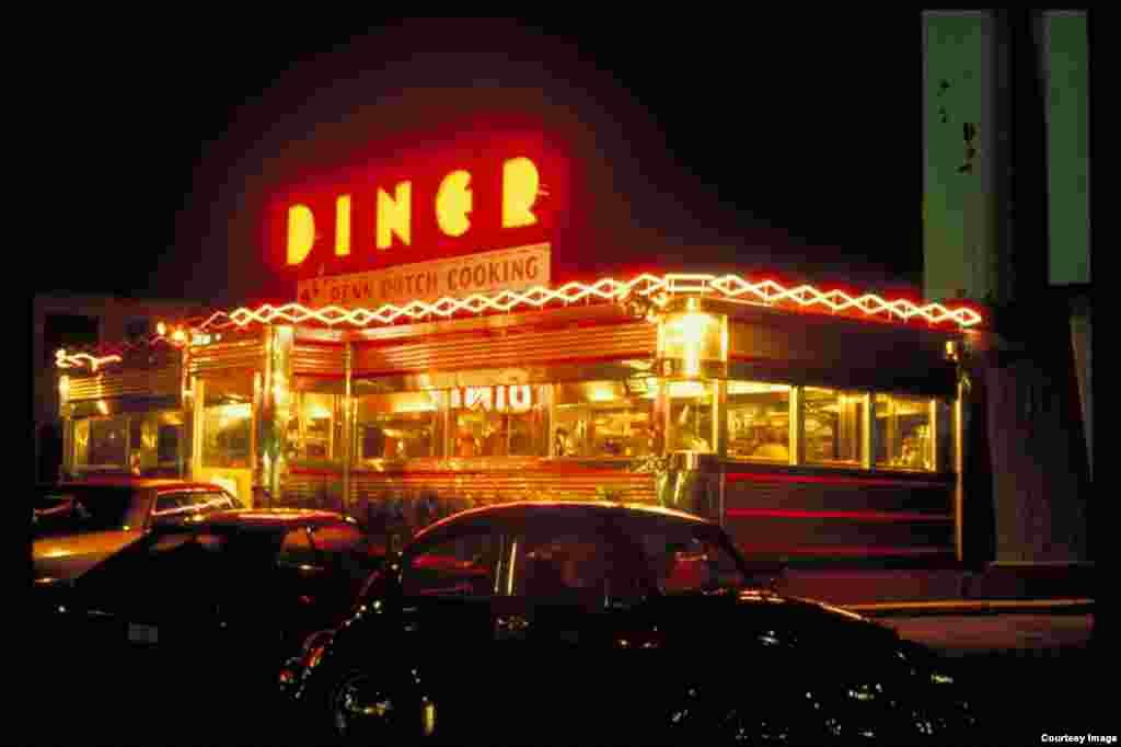 رستوران نِفس داینر در شهر آلنتاون، ایالت پنسیلوانیا