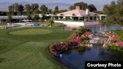 Điền trang Sunnylands ở nam California, nơi sẽ diễn ra cuộc họp thượng đỉnh giữa Tổng thống Hoa Kỳ Barack Obama và Chủ tịch Trung Quốc Tập Cận Bình