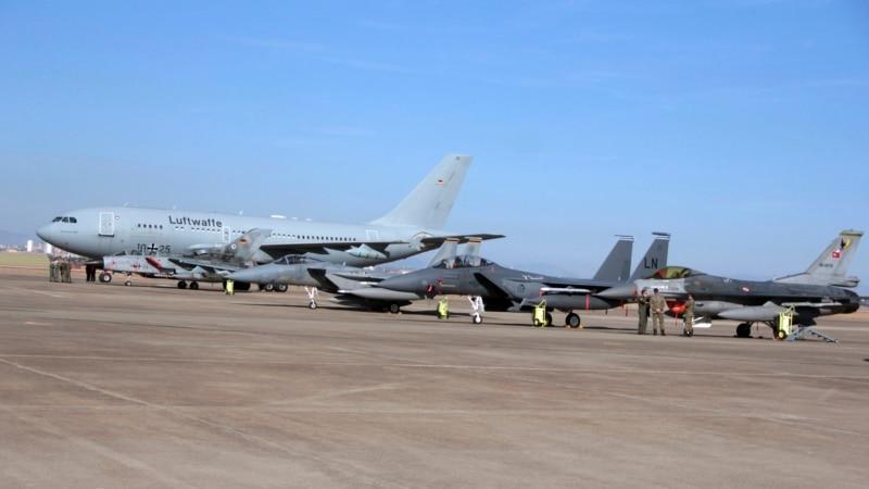 تورکیا مانۆڕێکی لەشکری لە دەریای ناوەڕاست لە نزیک لیبیا ئەنجام دەدات