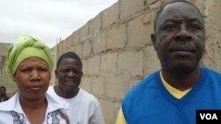 Pais de Nito Alves falam à Voz da América protestando contra a sua detenção