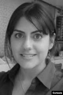 Carolina Herrera, analista en temas de cambio climático