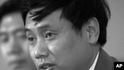 著名异议人士王军涛(资料照)