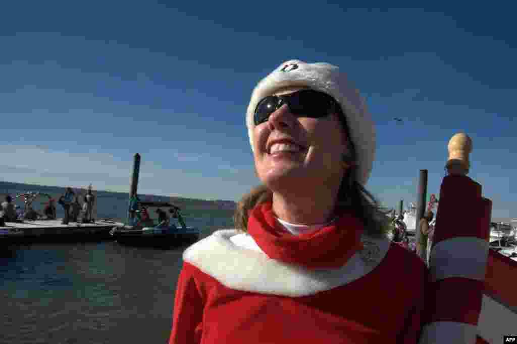 Санта-Клауса вывели на чистую воду