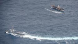 中国远洋渔船过度捕捞 美国考虑结盟南美国家升级抵制