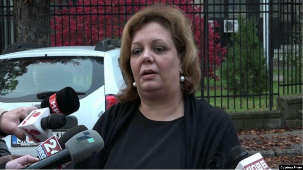 Maqedoni, prokurorja Janeva në zyrat e DSK