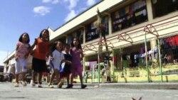 Typhoon Haiyan Affects New York Consulate