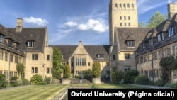 Universidade de Oxford, Reino Unido