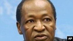 L'ex-président burkinabé Blaise Compaoré