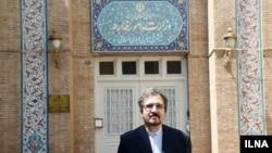 Juru bicara Kementerian Luar Negeri Iran, Bahram Ghasemi (Foto: dok).