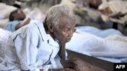 Bộ y tế Haiti cho biết 544 người đã chết kể từ khi dịch bệnh bộc phát trong khi hơn 8.000 người khác phải nhập viện