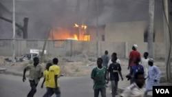 Radicales islámicos del grupo Boko Haram se atribuyeron los atentados.