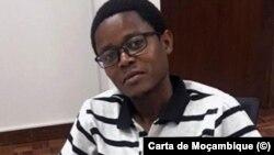 Omardine Omar, jornalista