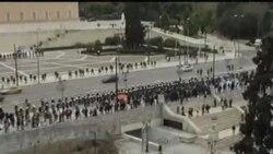2012-02-11 粵語新聞: 雅典民眾憤怒 內閣官員辭職