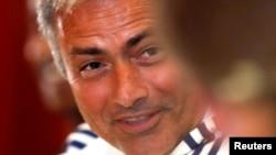 Jose Mourinho, le nouveau coach de Man. U.