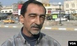 Abu Mustafa, stanovnik Najafa kaže da pozdravlja povratak svih iračana u domovinu
