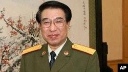 前中央军委副主席徐才厚(档案照片)