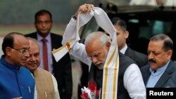 Thủ tướng Narendra Modi sẽ đối mặt với cuộc tổng tuyển cử khó khăn trong năm 2019