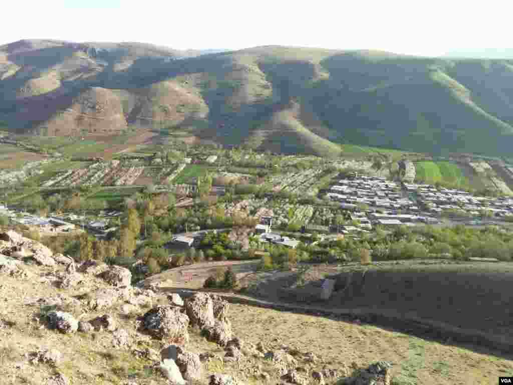 روستای دستجرده کرمانشاه عکس: تارا کریمی (ارسالی شما)